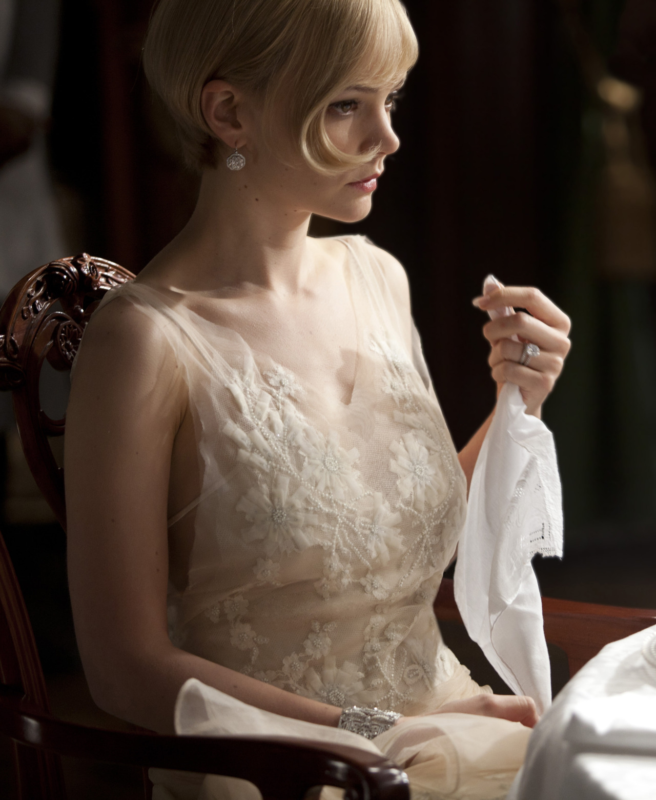 bohemea:  Carey Mulligan in The Great Gatsby