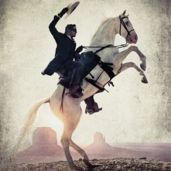 The Lone Ranger 'Masked Man' TV SpotDisney has released the third TV spot for Gore Verbinski's action adventure reboot The Lone Ranger. This latest look features Tonto (Johnny Depp) giving some much needed advice to John Reid (Armie Hammer) as they set out to end the villainous grange hall terror of Butch Cavendish (William Fichtner).[MovieWeb]
