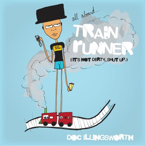 "Doc ILLingsworth - Train Runner EP Cop Detroit artist Doc ILLingsworth's new instrumental EP Train Runner and together, you can help him run the train he needs to get to SXSW this year. lol. All jokes aside, ILLingsworth does have a gig booked for SXSW but he needs some monetary assistance to actually get to Austin, TX. This very funked-out EP has 9 tracks of absolute bangers as a result of ILLingsworth stepping outside of his comfort zone as a producer. Support a true DIY musician by purchasing this EP. <a href=""http://illingsworks.bandcamp.com/album/train-runner"" data-mce-href=""http://illingsworks.bandcamp.com/album/train-runner"">Train Runner by ILLingsworth</a> Purchase Train Runner EP Update: Supporters have managed to cover ILLingsworth's travel fees. Good work, folks."