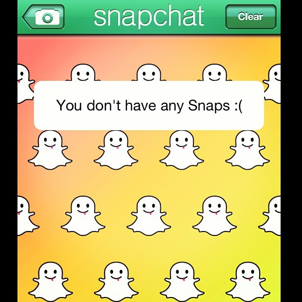 SnapChat me Rushers! VanieSchmidt  Come on! :D