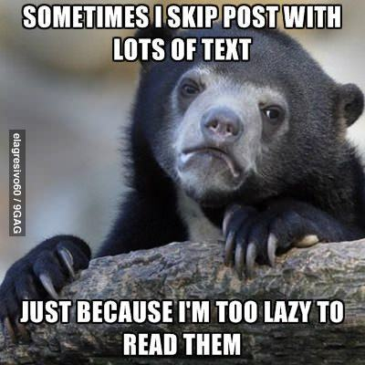 9gag:  Some of you do this too