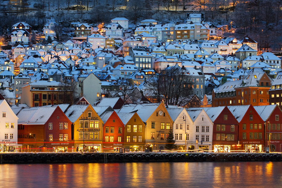Bergen, Norway | by Tord Andre Oen | via allthingseurope