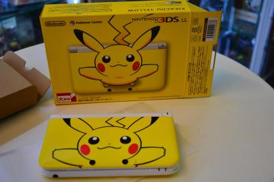 jesse24x:  Limited Edition Nintendo 3DS Pikachu Edition