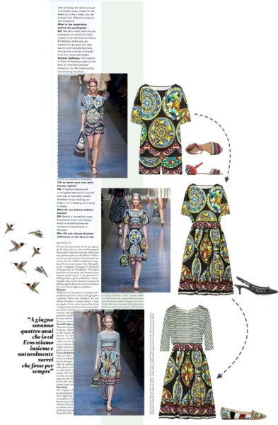 And more Dolce&Gabbana by mrs-box featuring print tops ❤ liked on Polyvore