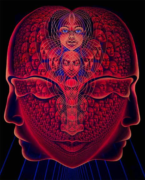 the one olga klimova sacred geometry visionary art visionary artwork psychedelic art psychedelic artwork icaro shamanism healing plants spiritual art spiritual artwork collective consciousness infinity artwork art psychedelics plant medicines visionary states
