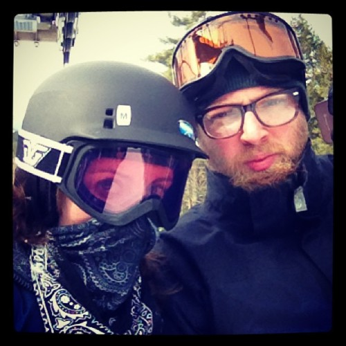 MYBski. #adultski / on Instagram http://instagr.am/p/WAENMaLnG9/