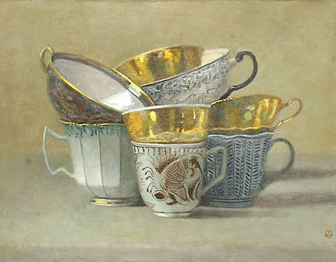 Olga Antonova Composition of Cups 2012