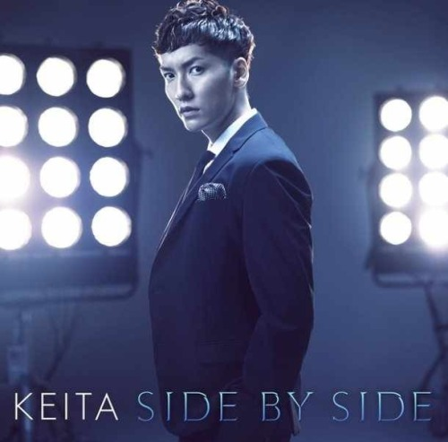 arsenal-airi-chan:  Keita Tachibana new album SIDE BY SIDE
