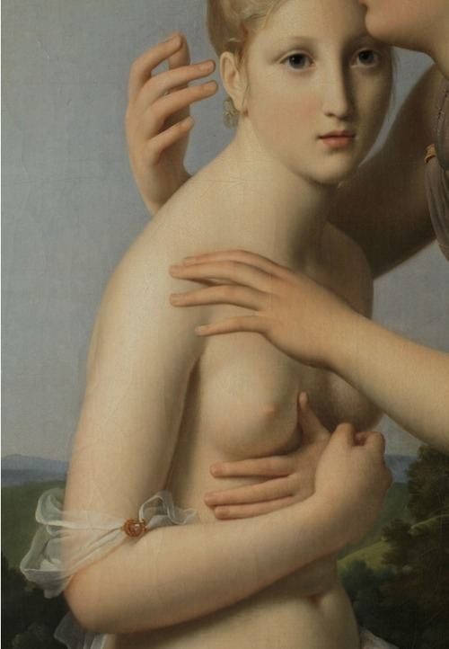 soyouthinkyoucansee:  The Merry Month of May Cupid & Psyche detail