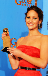 zdoriksandorik:  And the Oscar Goes To Best Actress - Jenifer Lawrence for 'Silver Linings Playbook'
