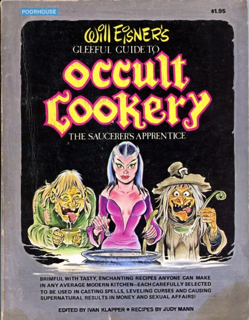 Occult Cookery (1970s)