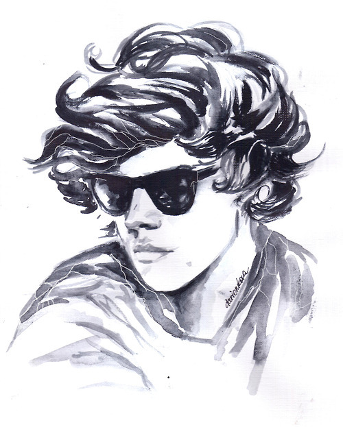 starsandkryptonites:  Harry