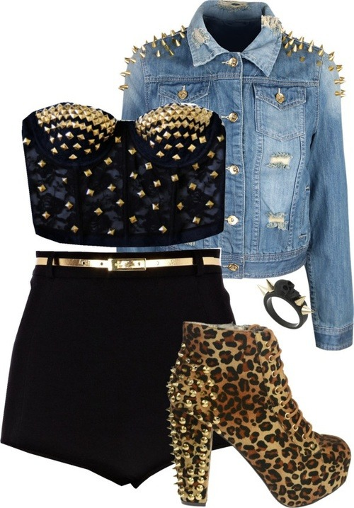 "rahmashemeher:  ""Untitled #1191"" by welove1 ❤ liked on Polyvore 
