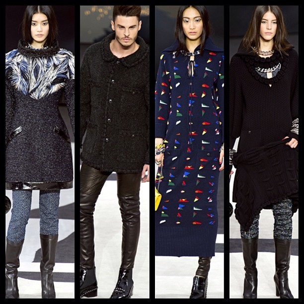Just another reason #chanel #fashion #fall