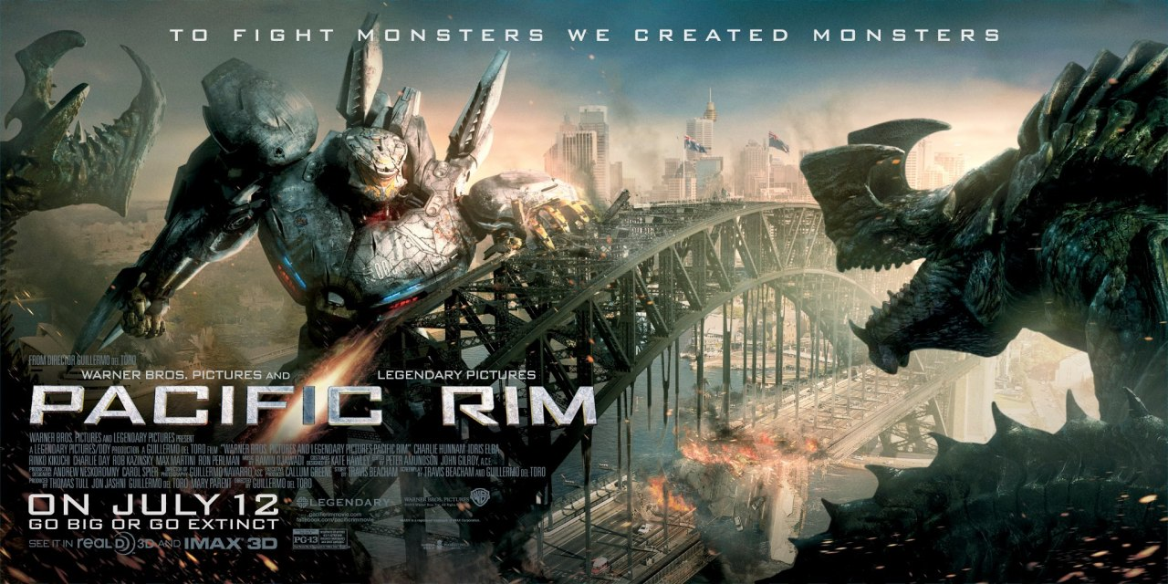 Epic - Pacific Rim Movie Poster Download the hi res version (2048x1024) over at upcoming-movies.com