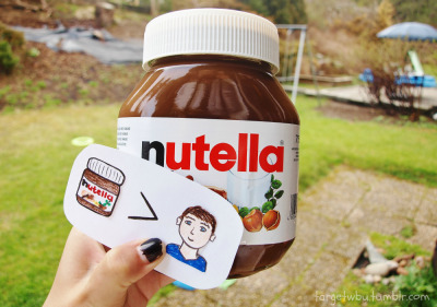 targetwbu:  nutella > boys