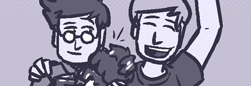 In this week's Maddy page, we give you some happy times! And then take it away from you just like that. Sorry about that.