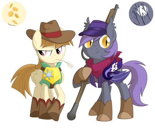 -Blazing Saddles by EquestriaPrevails That's it. There is nothing more for me to do here. Goodbye Tumblr.