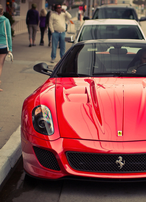 fuckyeahthebetterlife:  599 GTOvia GHG  FOLLOW THE LUXURY YOU DESERVE