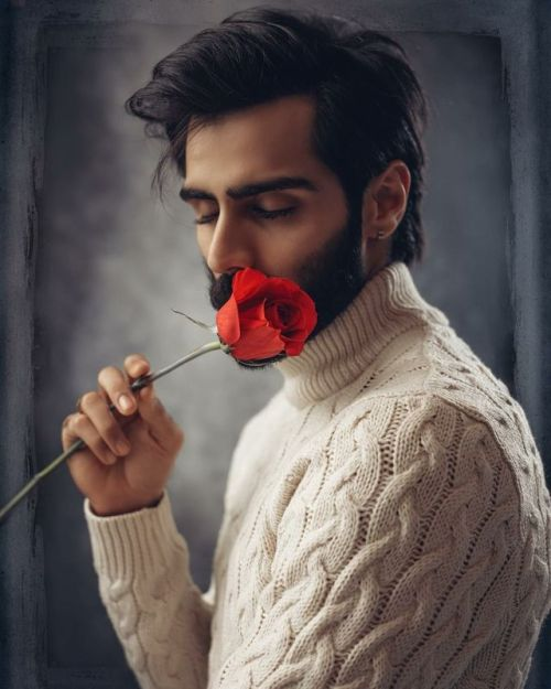 hasnain lehri pakistani beard fashion menswear