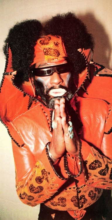 superseventies:  George Clinton