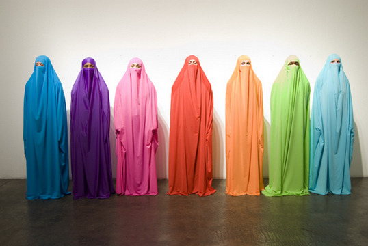 "kawrage:  ""Fashion of the Veil"" - HK Zamani"