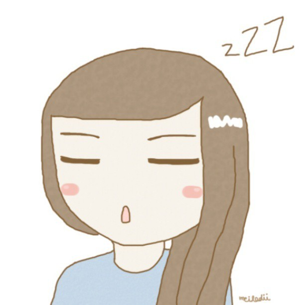 Good night~ tomorrow will be a better day :)