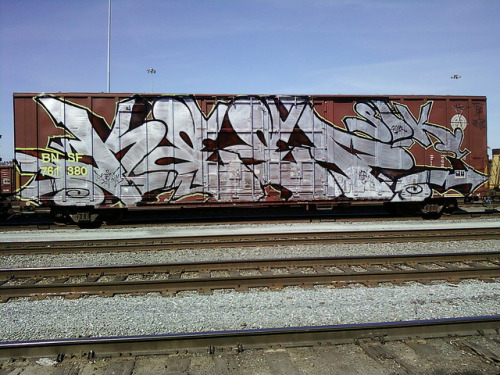 Chrome class of 2010 wholecar by KEEPSIX <—- on Flickr.