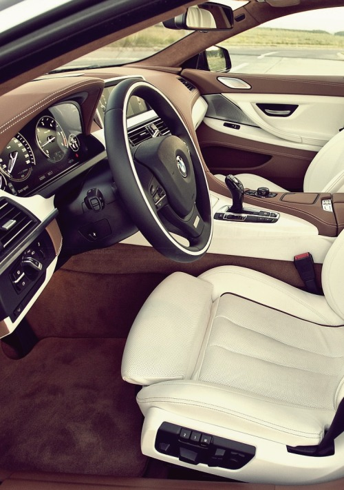 srbm:  the best interior design of BMW