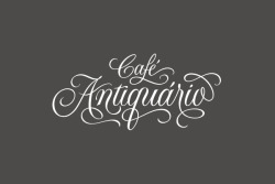 type-lover:  (via Logos e Letterings - Parte 1 on Behance)