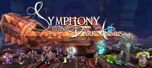symphony-farstriders:  Dark Animus down~ Great job! Only three bosses left in Throne of Thunder!