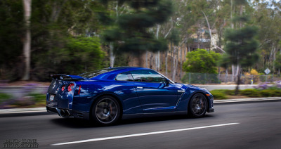 gdbracer:  GTR by David Coyne Photography on Flickr. Via Flickr: A little test shot before tomorrow's Targa Trophy :)