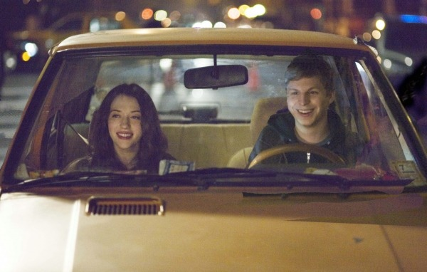 Sometimes you just want someone to drive with and show them your favorite songs.