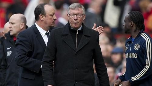 alexburgyl:  SIR ALEX FERGUSON: Last Home defeat - ChelseaLast FA Cup defeat - ChelseaLast Capital One Cup defeat - ChelseaLast Community Shield defeat - Chelsea  👍👍👍👍