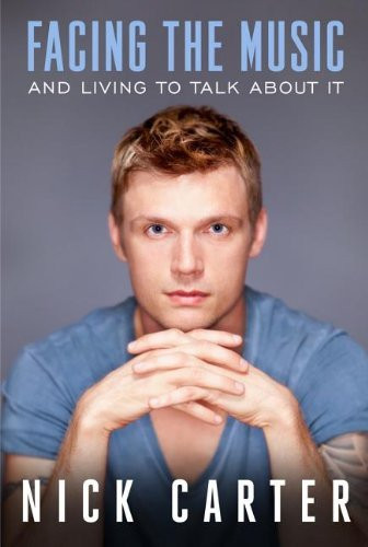 "backstreetioners:  Nick Carter's book hardcover ""Facing The Music"" - Pre order on Amazon (x)    256 pages doesn't seem enough. Either way I will cry."