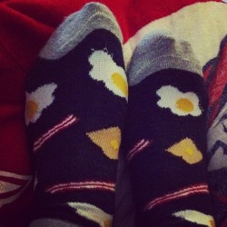 Breakfast socks!!! :D