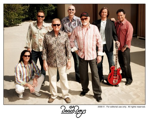 SPECIAL ANNOUNCEMENT: The Beach Boys will be performing at Ocean City's Sunfest on September 21! Tickets will be available for purchase at Springfest and on Ticketmaster this Thursday, May 2, starting at noon. Image source: thebeachboys.com