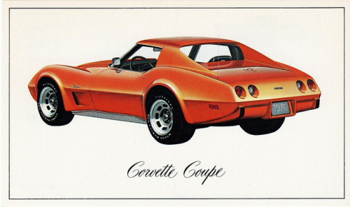 1976 Chevrolet Corvette Coupe by aldenjewell on Flickr.1976 Chevrolet Corvette Coupe