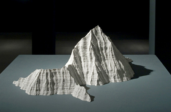 vuls:  Jennifer Rose Sciarrino - Proposal For a Mountain 1 (2011)
