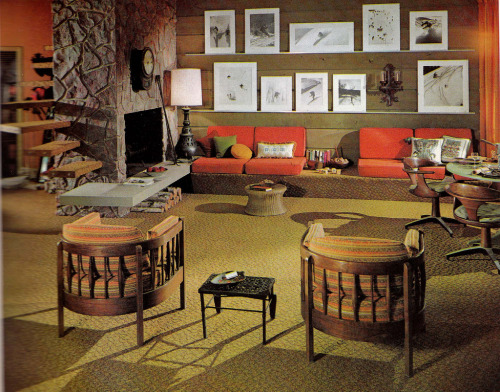 1965 living room design.
