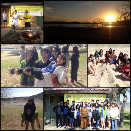 Spring Retreat ❤❤ #yadfamily #yad #blia #blya #sunrise #group2isthebestobvi #retreat #lake #temple #possumkingdomlake #sb13
