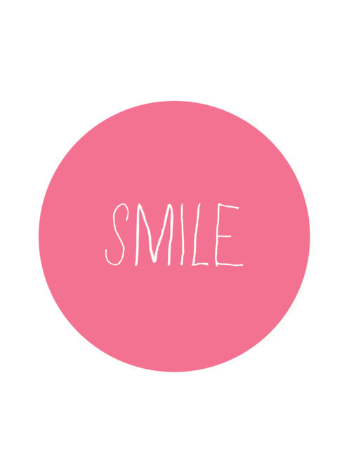 sarahbethyoga:  Today I am going to make a conscious effort to smile more. Would you like to join me? Let's smile at strangers and people we know. We can smile for no reason, from our eyes to our toes   See that actually feels good. From what I've gathered, pulling the corners of your lips to your earlobes causes some kind of an infectious, positive vibes, reaction. Do your good today and smile. Besides, it looks good on you