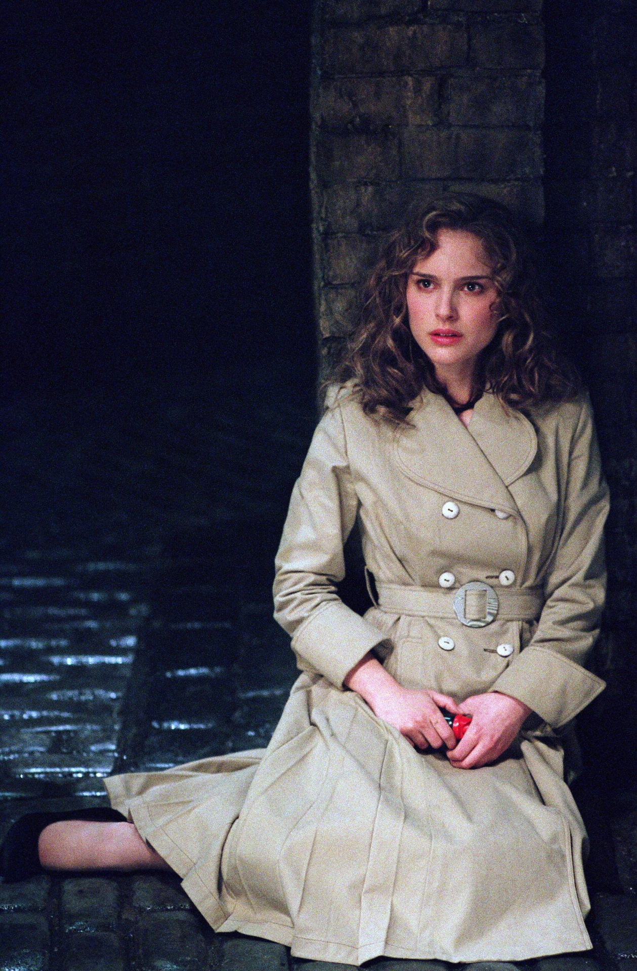 suicideblonde:  Natalie Portman in V for Vendetta