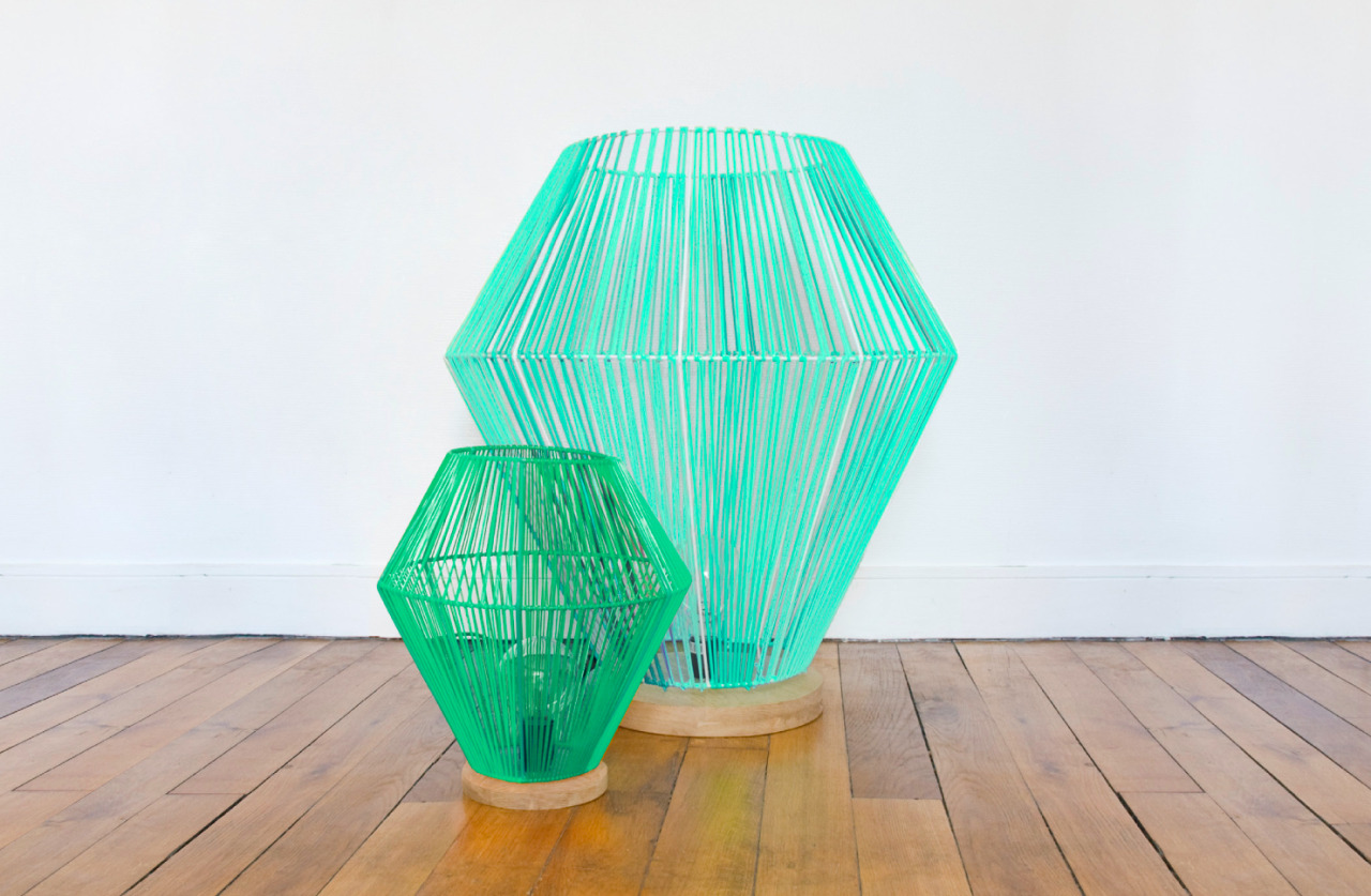 krgkrg:  Furniture collection by Elsa Rande