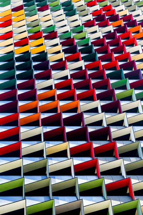petapeta:  Eye-Catching Patterns in Architecture Around the World - My Modern Metropolis