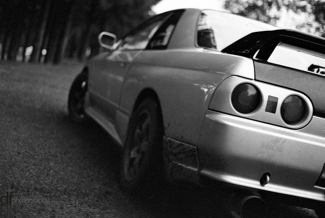 minauto:  R32 Skyline by Dan Fegent on Flickr.