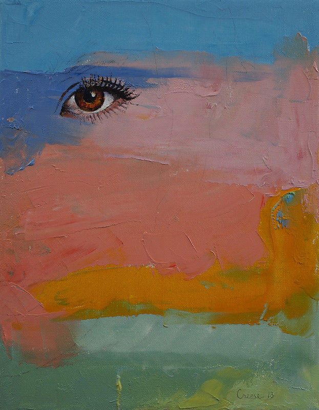 "highandparanoid:  Michael Creese, ""Gypsy"" (2013)"