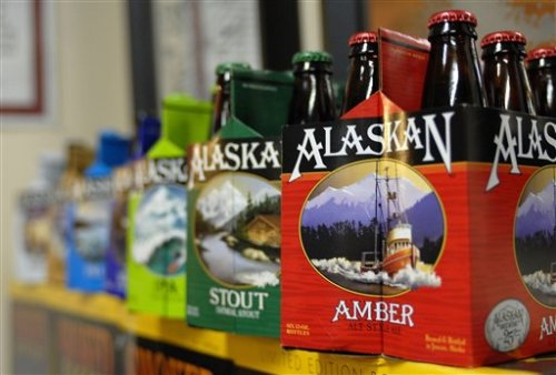 "Beer Waste Will Power Alaskan BreweryThe Alaskan Brewing Co. is going green, but instead of looking to solar and wind energy, it has turned to a very familiar source: beer.The Juneau-based beer maker has installed a unique boiler system in order to cut its fuel costs. It purchased a $1.8 million furnace that burns the company's spent grain — the waste accumulated from the brewing process — into steam which powers the majority of the brewery's operations. Company officials now joke they are now serving ""beer-powered beer.""Read more: http://www.laboratoryequipment.com/news/2013/02/beer-waste-will-power-alaskan-brewery"