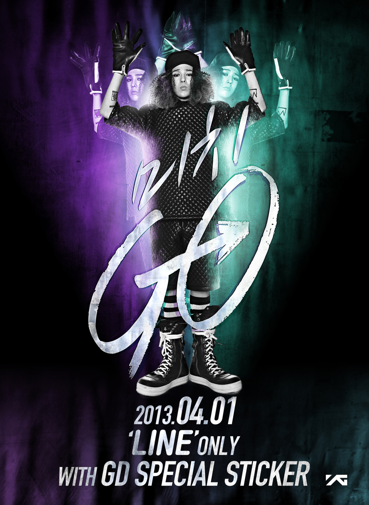 YG Life Update: G-DRAGON NEW SINGLE <미치GO>