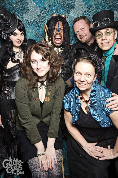 milwaukeesteampunksociety:  Gearbox Fantastique Milwaukee crew.